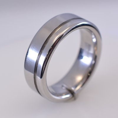 Serinium Wedding rings