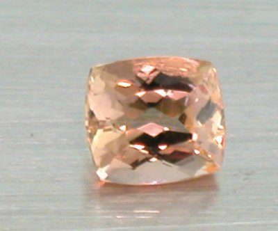 Imperial Topaz (1 ct tw, 6mm x 5mm)